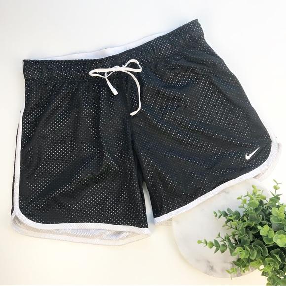 Nike Dri Fit Basketball Shorts Womens Small Black